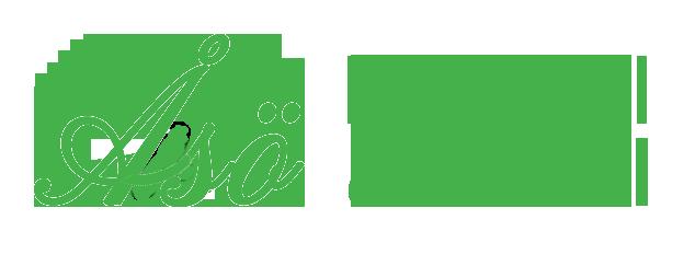 åsö konditori bageri logo